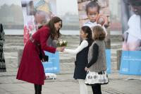 Kate Middleton - Copenhagen - 02-11-2011 - Donne per un mondo migliore: Victoria Beckham ambasciatrice ONU