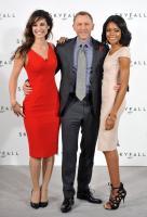 Berenice Marlohe, Naomie Harris, Daniel Craig - Londra - 03-11-2011 - Daniel Craig potrebbe essere Bond per altri cinque film