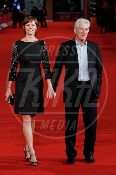 Richard Gere, Carey Lowell - Roma - 04-11-2011 - 2013: l'annus horribilis delle coppie più belle