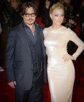 Amber Heard, Johnny Depp - Londra - 03-11-2011 - Johnny, Ozzy, Steven… non perdono lo smalto!