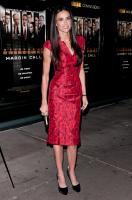 Demi Moore - New York - 18-10-2011 - Demi Moore ricoverata in ospedale, andrà in clinica per esaurimento