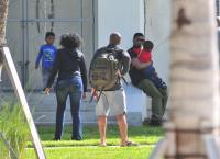 Usher - Miami Beach - 06-11-2011 - Il figlio di Usher in ospedale: ha rischiato di annegare