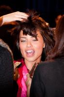 Adriana Lima - New York - 09-11-2011 - Il backstage del Victoria's Secret Fashion Show