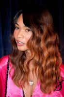 Chanel Iman - New York - 09-11-2011 - Il backstage del Victoria's Secret Fashion Show