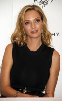 Uma Thurman - New York - 09-11-2011 - Uma Thurman nel cast della serie tv Smash
