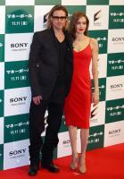 Angelina Jolie, Brad Pitt - Tokyo - 09-11-2011 - In the land of blood and honey di Angelina Jolie esce in tempo per gli Oscar, con una macchia di sangue sul poster