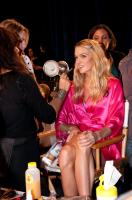 Lindsay Ellingson - New York - 09-11-2011 - Il backstage del Victoria's Secret Fashion Show