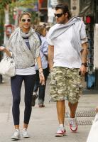 Christian Vieri, Melissa Satta - New York - 10-09-2009 - Bobo Vieri: ecco la sua nuova fidanzata