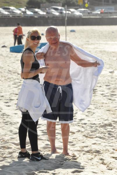 Rupert Murdoch - Bondi Beach - 11-11-2011 - Villa Arzilla: i Peter Pan dello showbusiness