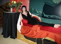 Liz Taylor di cera - Los Angeles - 23-03-2011 - Quando la celebrity resta… di cera!