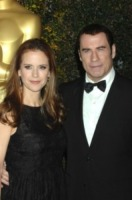 Kelly Preston, John Travolta - Hollywood - 13-11-2011 - Kelly Preston ha perso 17 chili dopo la gravidanza