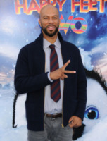 Common - Los Angeles - 13-11-2011 - Il flop di Happy Feet 2 porta al licenziamento di seicento persone