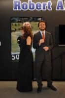 Anna Bergamaschi - Torino - 11-11-2011 - Claudio Santamaria e' il menestrello della Mole Antonelliana