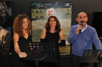 Arianna Bergamaschi - Torino - 13-11-2011 - Claudio Santamaria e' il menestrello della Mole Antonelliana