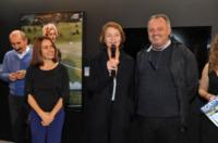 Charlotte Rampling - Torino - 13-11-2011 - Claudio Santamaria e' il menestrello della Mole Antonelliana