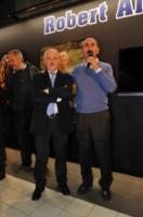 Luigi Chiabrera, Gianfranco Bianco - Torino - 13-11-2011 - Claudio Santamaria e' il menestrello della Mole Antonelliana