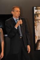 Piero Fassino - Torino - 13-11-2011 - Claudio Santamaria e' il menestrello della Mole Antonelliana