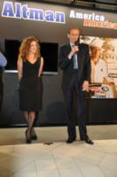 Tiziana Martello, Piero Fassino - Torino - 13-11-2011 - Claudio Santamaria e' il menestrello della Mole Antonelliana