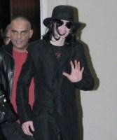 Christian Audigier, Michael Jackson - Los Angeles - 27-02-2009 - Suoceri famosi delle star... e dove trovarli!