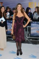 Sofia Vergara - Londra - 20-11-2011 - Il flop di Happy Feet 2 porta al licenziamento di seicento persone
