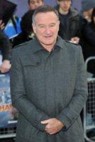 Robin Williams - Londra - 20-11-2011 - Il flop di Happy Feet 2 porta al licenziamento di seicento persone