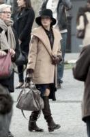 Eva Mendes - Parigi - 21-11-2011 - Ryan Gosling ed Eva Mendes visitano la parte macabra di Parigi