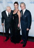 """Kirk Douglas, Catherine Zeta Jones, Michael Douglas - New York - 22-11-2011 - Michael Douglas: """"Ho mentito sul mio tumore"""""""