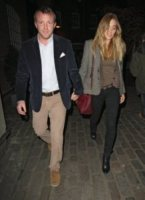 Jacqui Ainsley, Guy Ritchie - Londra - 22-11-2011 - Guy Ritchie ha un buon ricordo del matrimonio con Madonna