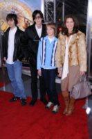 Ric Ocasek, Paulina Porizkova - New York - 21-11-2011 - Le celebrity in coppia che non sapevi fossero... coppie!