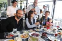 Leonie Cassel, Monica Bellucci, Vincent Cassel - Istanbul - 28-03-2011 - Monica Bellucci: