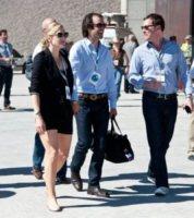 Ned Rocknroll, Kate Winslet - New Mexico - 17-10-2011 - Non c'è due senza tre... star dal SI' facile