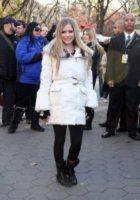 Avril Lavigne - New York - 24-11-2011 - Avril Lavigne in lizza per X Factor