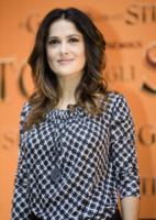 Salma Hayek - Roma - 25-11-2011 - Salma Hayek riceverà la Legion d'onore
