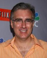Keith Olbermann - Pasadena - 23-07-2006 - Il giornalista tv Keith Olbermann sospeso dal network per una donazione elettorale