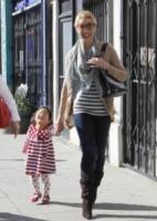 "Naleigh Kelley, Katherine Heigl - Hollywood - 25-11-2011 - Katherine Heigl: ""La mia carriera è a rischio"""