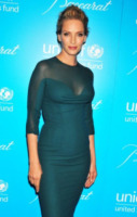 Uma Thurman - New York - 29-11-2011 - Uma Thurman nel cast della serie tv Smash