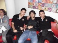 Antino massei, Giuseppe Sculli, Gaspare Galasso - Palermo - 27-06-2011 - Da Maradona a Miccoli, quando le amicizie sono troppo pericolose