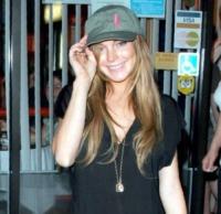 Lindsay Lohan - Hollywood - 25-07-2006 - LYNDSAY LOHAN RICOVERATA ALL'OSPEDALE