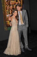 Lea Michele, Ashton Kutcher - Hollywood - 06-12-2011 - Ashton Kutcher rifiuta l'invito di Lea Michele per Capodanno