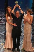 Roberto Vecchioni, Belen Rodriguez, Elisabetta Canalis - Sanremo - 21-02-2011 - Sanremo, i vincitori degli ultimi 15 anni