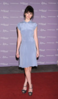 Felicity Jones - Beverly Hills - 07-12-2011 - Felicity Jones, la teoria… dell'eleganza chic!