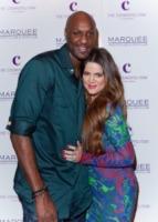 Lamar Odom, Khloe Kardashian - Las Vegas - 22-10-2011 - Khloe Kardashian organizza una raccolta giocattoli per i bambini dell'ospedale di Dallas