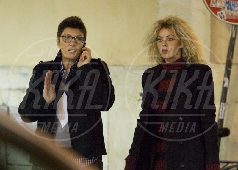Imma Battaglia, Eva Grimaldi - Roma - 12-12-2011 - Imma Battaglia, la proposta di nozze da applausi a Eva Grimaldi