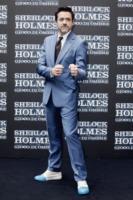 Robert Downey Jr - Roma - 11-12-2011 - Sherlock Holmes vince al botteghino ma i sequel di Natale perdono terreno