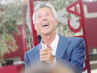 Claudio Baglioni - Genova - 10-10-2011 - Sanremo 2018: Claudio Baglioni, Michelle Hunziker e...