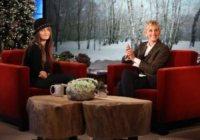 Paris Jackson, Ellen DeGeneres - New York - 14-12-2011 - Paris Jackson story: è sbocciato un fiore