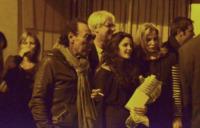 Alice Venditti, Antonello Venditti, Simona Izzo, Ricky Tognazzi - Roma - 15-12-2011 - Suoceri famosi delle star... e dove trovarli!