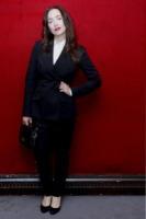 Chiara Francini - Roma - 19-12-2011 - Chiara Francini: look (maschile) che vince non si cambia!