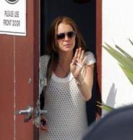 Lindsay Lohan - Malibu - 30-07-2006 - Lindsay Lohan ricoverata in Rehab