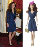 Kate Middleton - 07-04-2011 - Chiara Ferragni, ecco la Barbie con le sue fattezze!